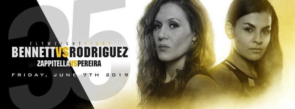 DeAnna Bennett Rematches Karina Rodriguez in Invicta FC 35 Main Event