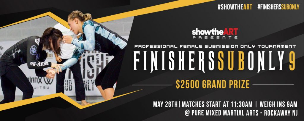 Finishers Sub Only 9