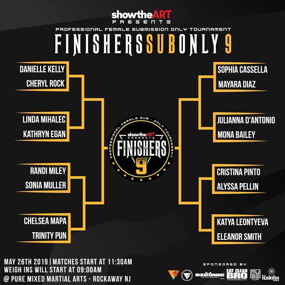 Finisher Sub Only 9