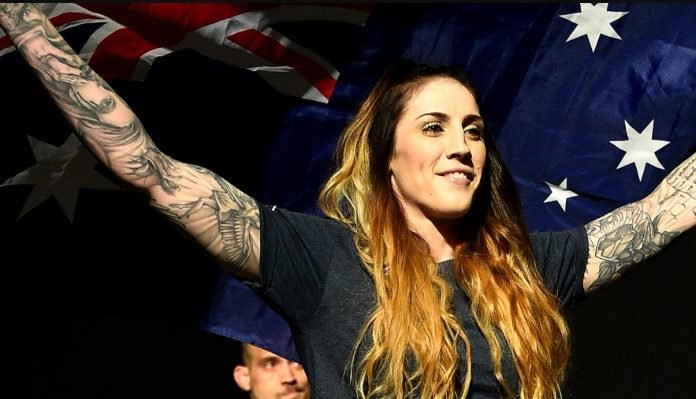 Megan Anderson to Join Warfare Sports Broadcast Team