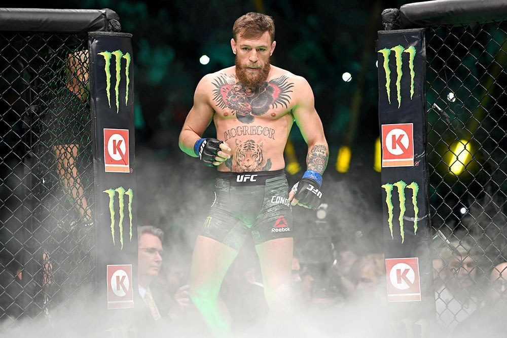 Which MMA Fighters are sponsored by Casinos?