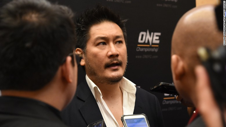 Chatri Sityodtong, agent certificaiton, ONE Championship