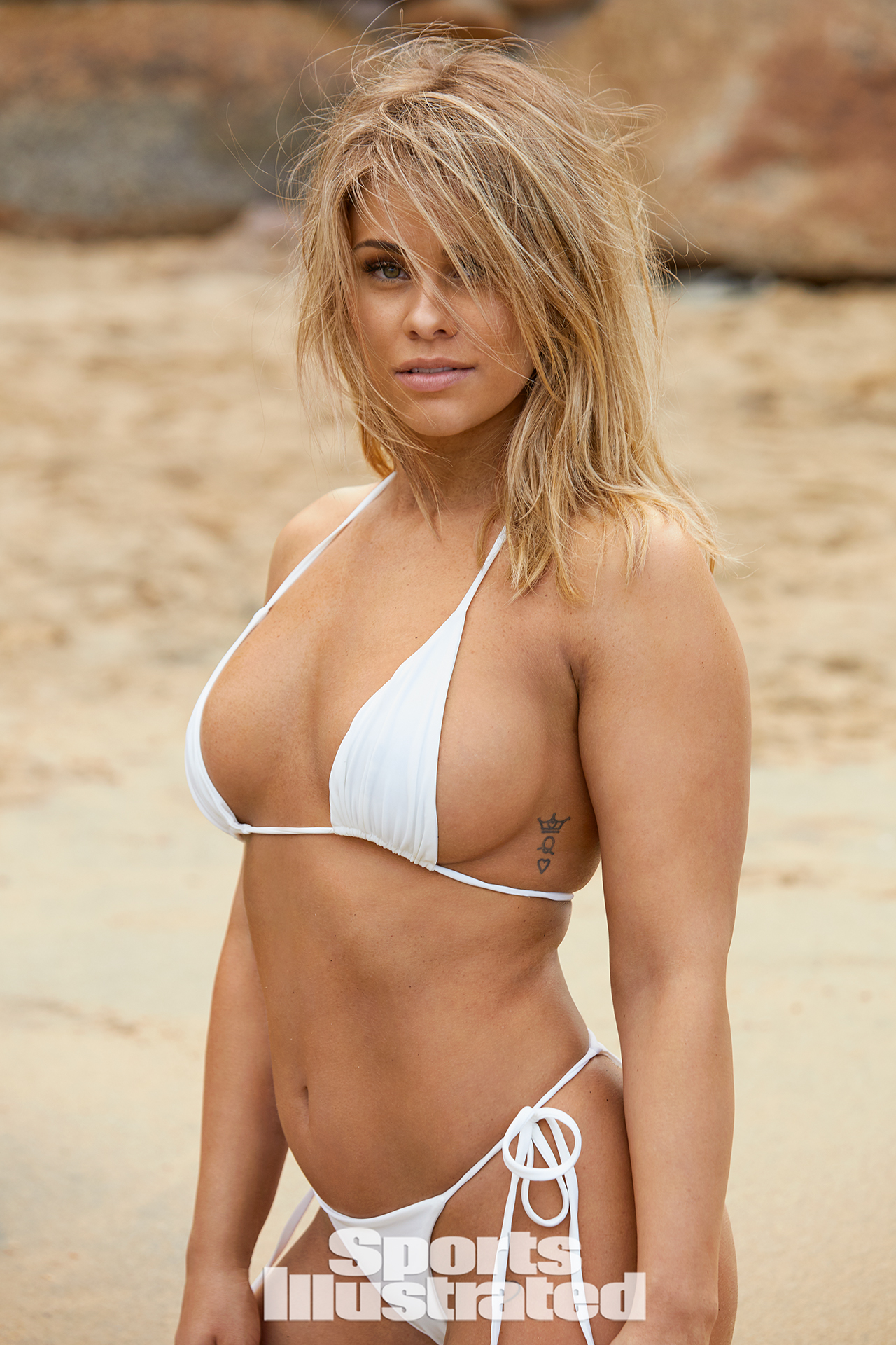 paige vanzant, sports illustrated swimsuit
