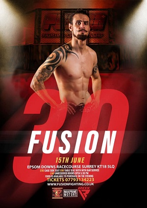 Tom Green, Tom K9 Green, Fusion Fighting Champioship 30