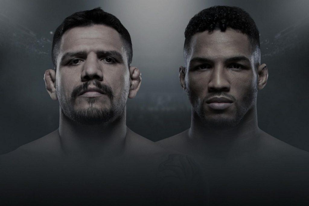 Rafael dos Anjos, Kevin Lee, UFC Rochester