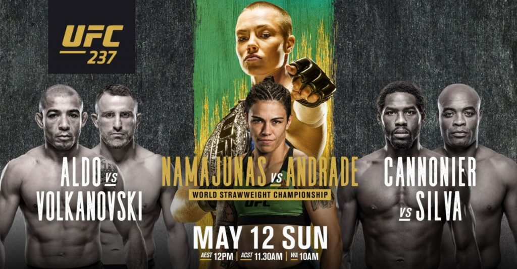 UFC 237 results: Rose Namajunas To Defend Title In Foreign Land