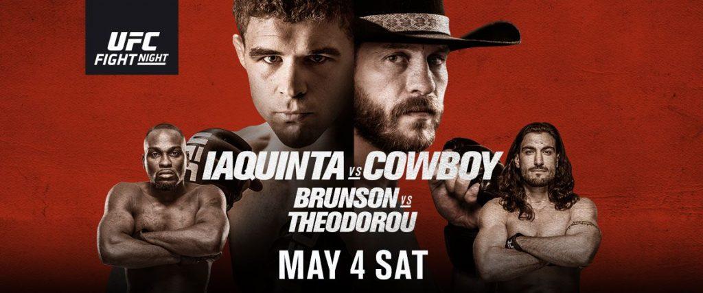 UFC on ESPN+ 9 weigh-in results - UFC Ottawa - Cerrone vs. Iaquinta