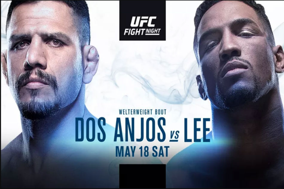 UFC Rochester results - Dos Anjos vs. Lee