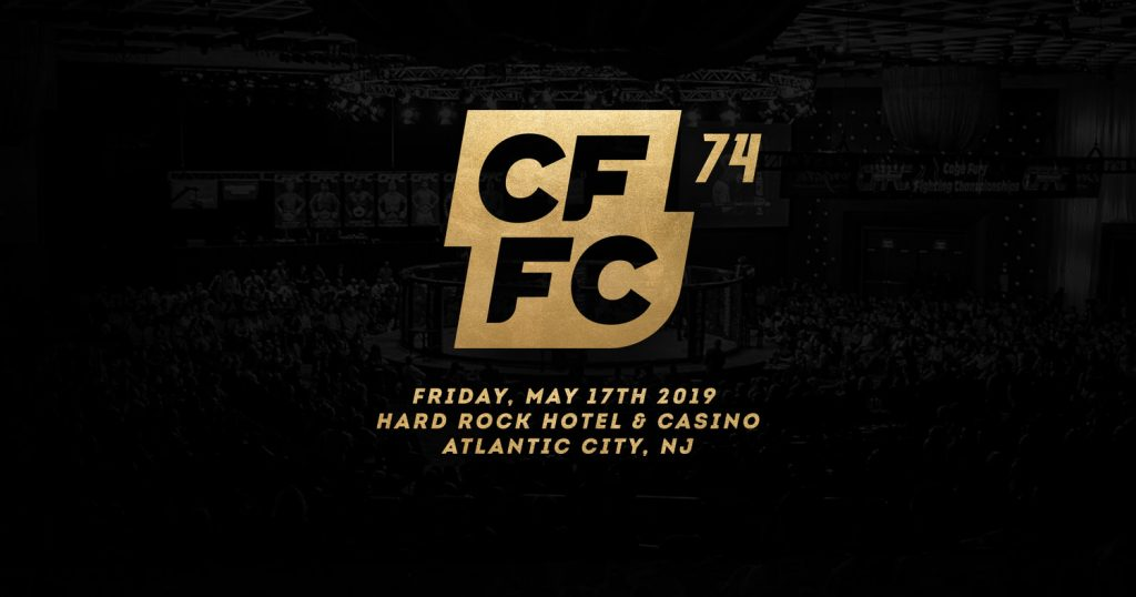 CFFC 74 results - Sabatini vs Oliveira