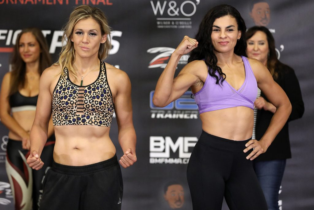 Invicta FC 35 weigh-in results - Bennett vs. Rodriguez