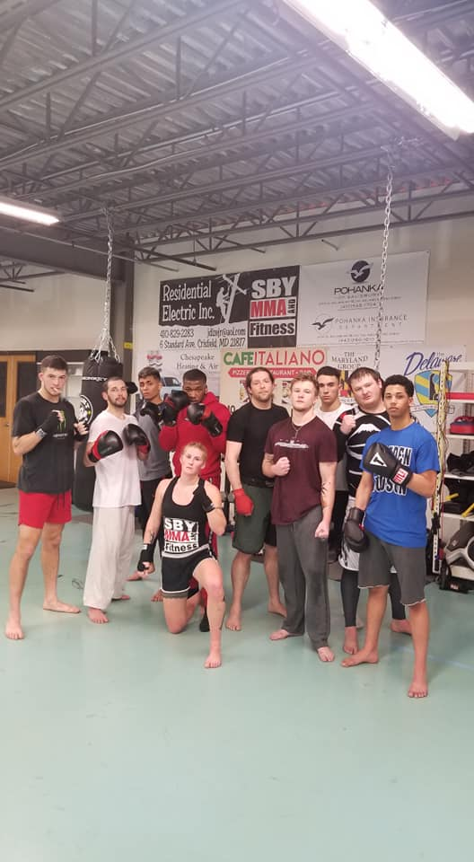 SBY MMA and Fitness
