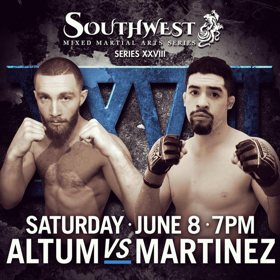 Southwest MMA Series XXVIII