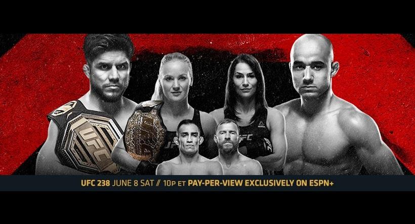 UFC 235 results - Cejudo vs. Moraes, Shevchenko vs. Eye