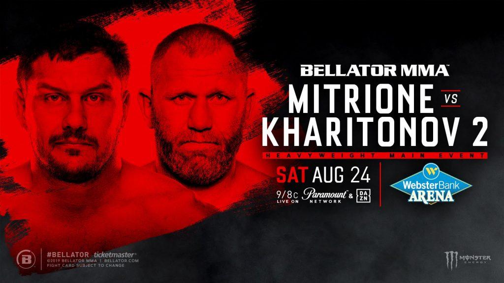 Bellator 225, Matt Mitrione