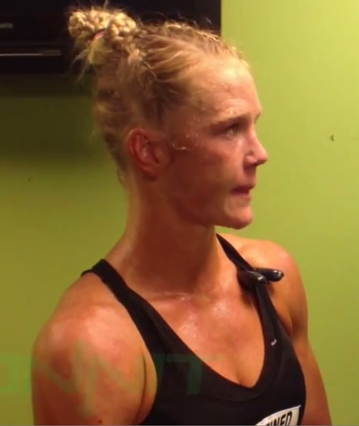 Holly Holm, UFC 239