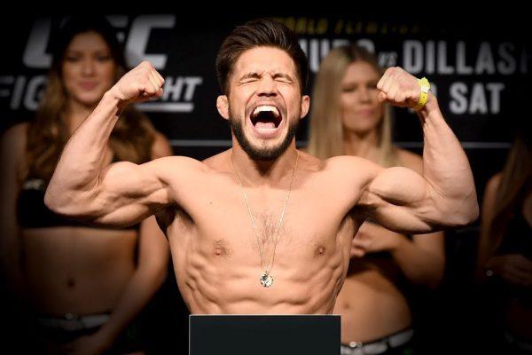 UFC 238, Henry Cejudo