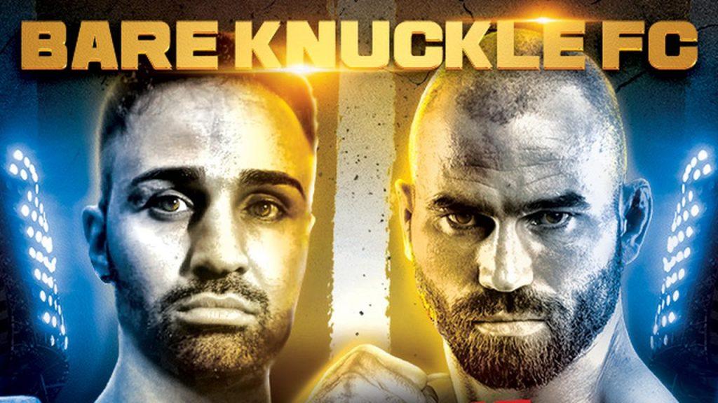 Bare Knuckle FC 6 results - Malignaggi vs. Lobov