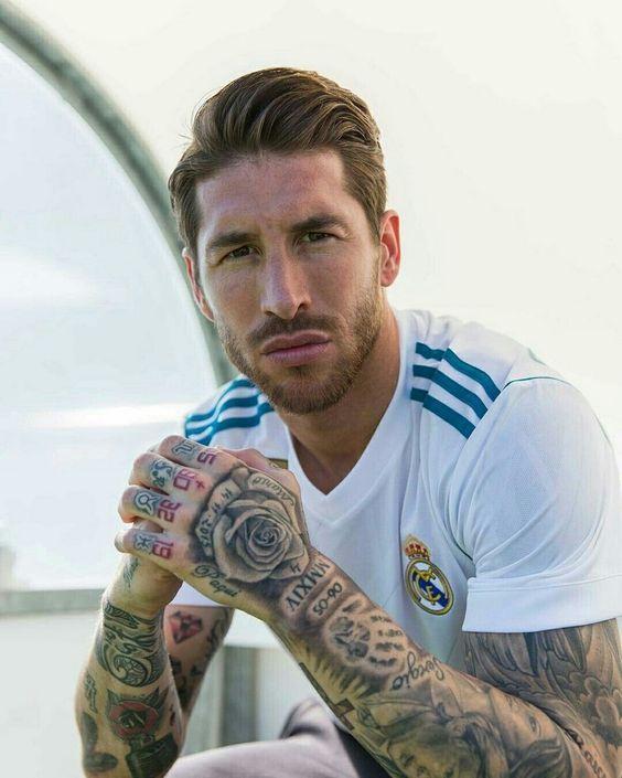 football, tattoos