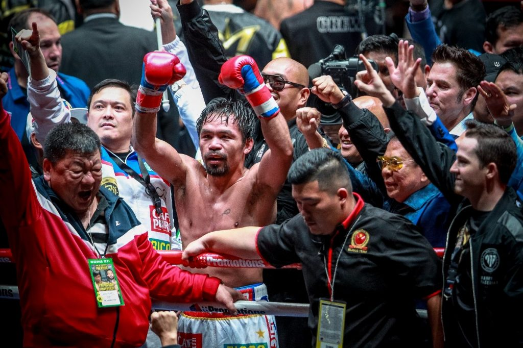 Manny Pacquiao, filipino