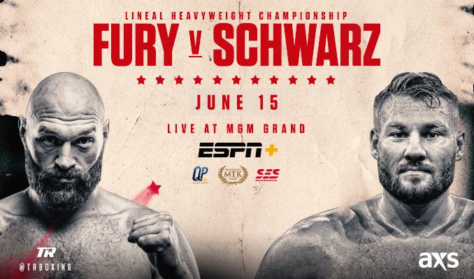 Tom Schwarz Vs Fury