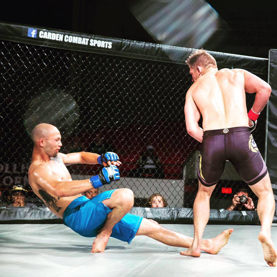 Jason Witt hoping for Contender Series spot with win for KCFA