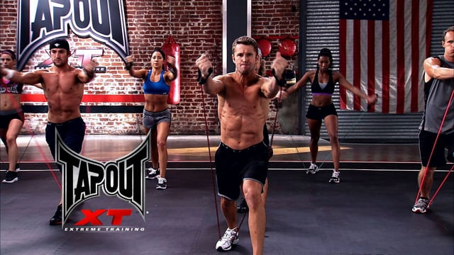 Look And Train Like A Fighter With TapouT XT