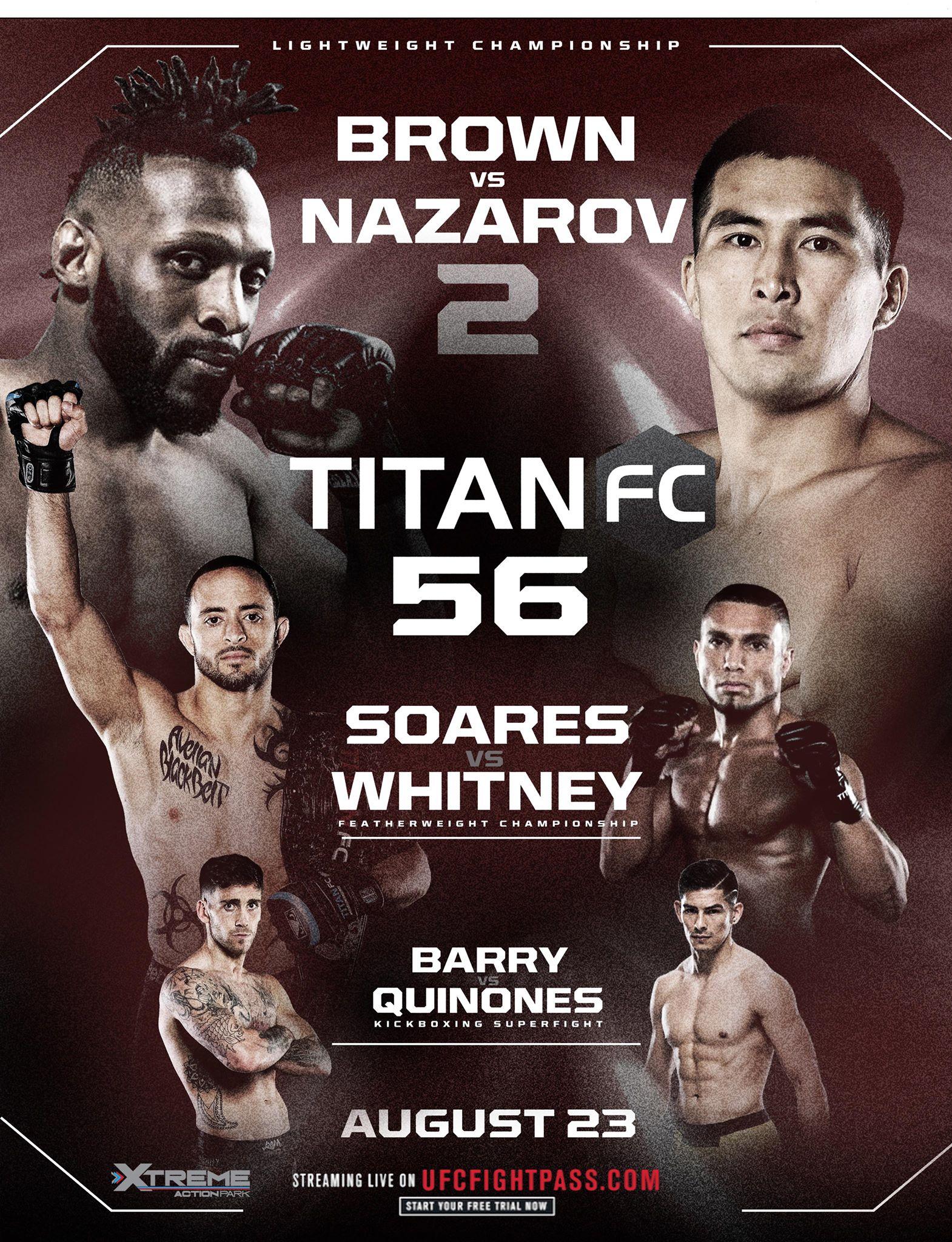 Titan FC 56