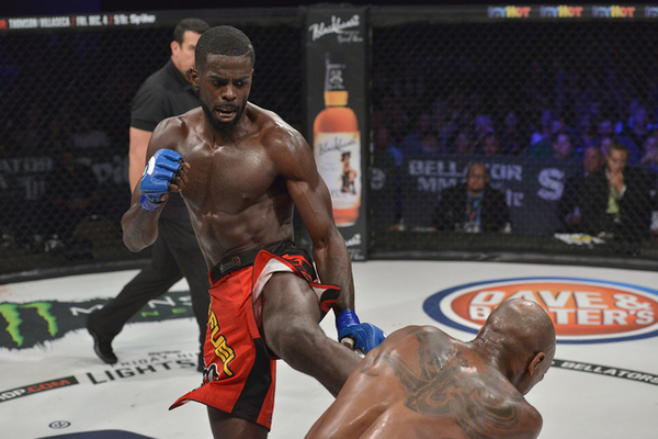 Chidi Njokuani looking to pick apart Rafael Carvalho at Bellator 224