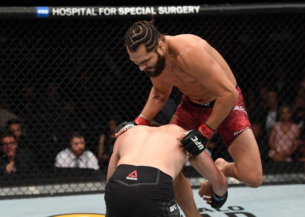 Jorge Masvidal KOs Ben Askren at UFC 239