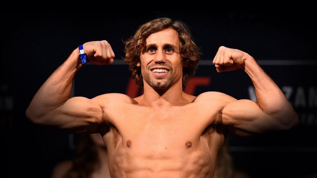 UFC Sacramento, Urijah Faber