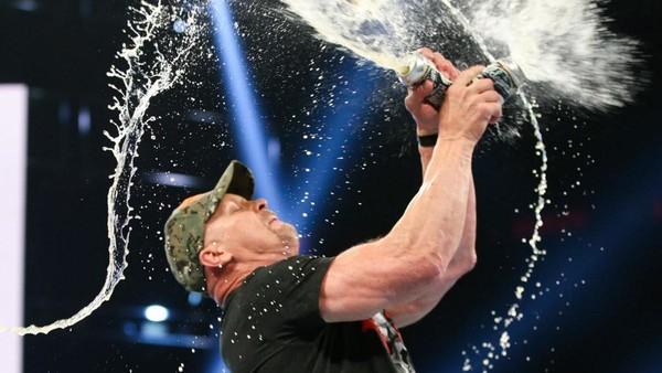 WWE, Stone Cold Steve Austin, RAW Reunion
