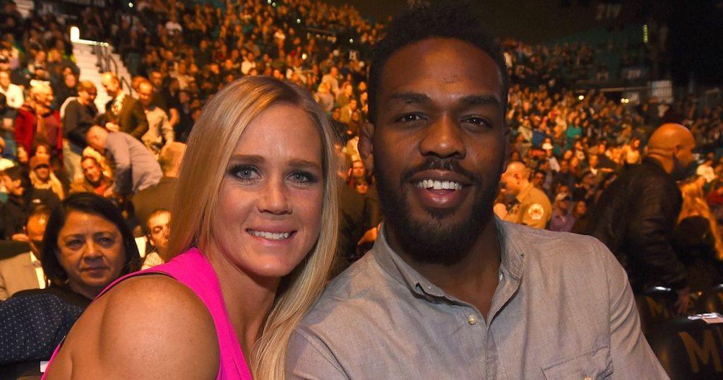 Jon Jones explains how Holly Holm's KO loss impacted his UFC 239 fight