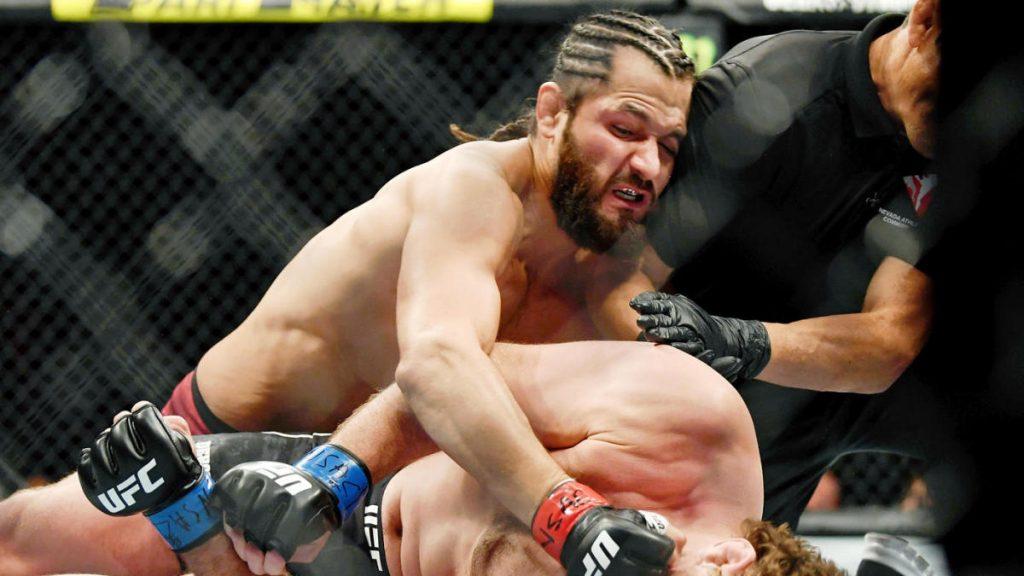 Jorge Masvidal, UFC 239