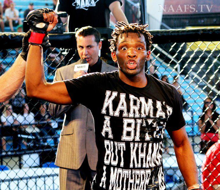 Khama Worthy gets short notice UFC 241 call up, faces Devonte Smith