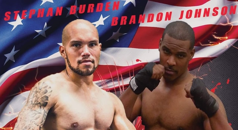 Stellar Fights 43 Live Results - Brandon Johnson vs. Stephan Burden