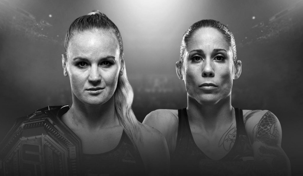 UFC Uruguay results - Shevchenko vs. Carmouche