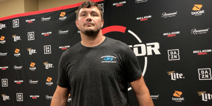 Matt Mitrione, Bellator 225