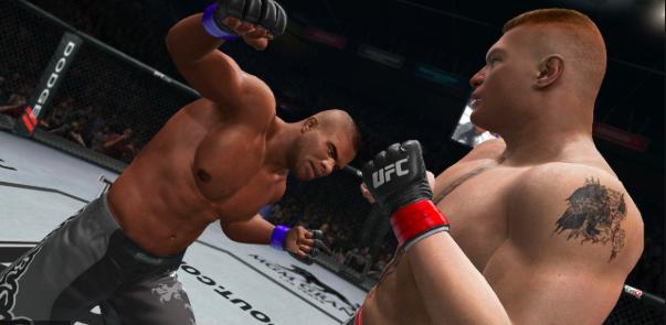 UFC Undisputed 3, fighting games