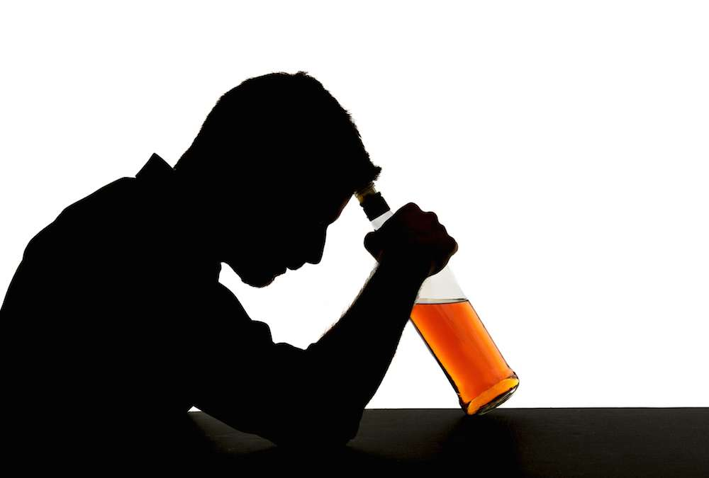 The Physical Effects of Men's Alcoholism