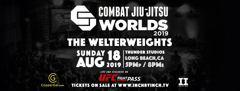 Combat Jiu Jitsu Worlds