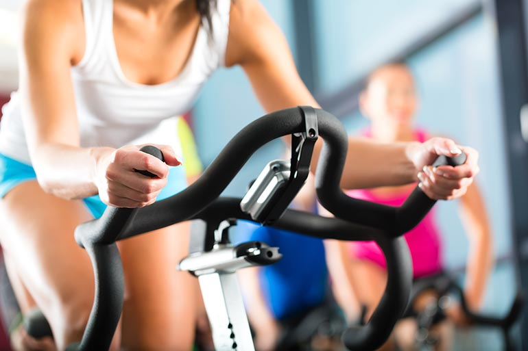 Tips to stay fit using an exercise bike