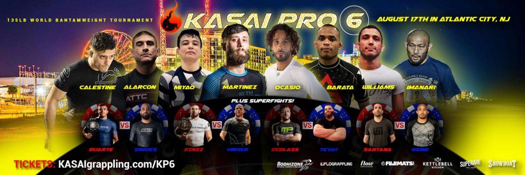 Kasai Pro 6