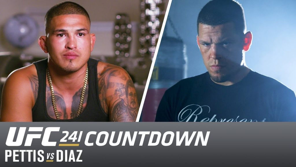 Anthony Pettis 'not even worried' about Nate Diaz fight