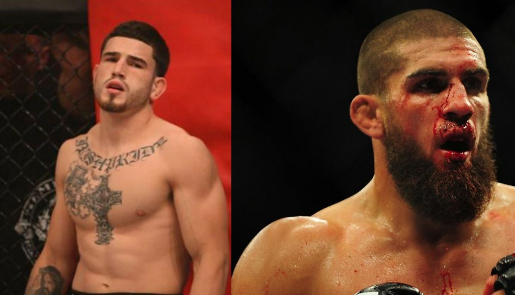 Sean Brady to make UFC debut against Court McGee in Boston