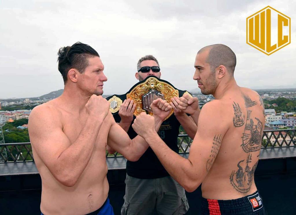 WLC: King of Nine Limbs weigh-in results - Seth Baczynski vs. Dave Leduc