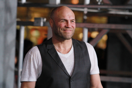Randy Couture, GI Foundation