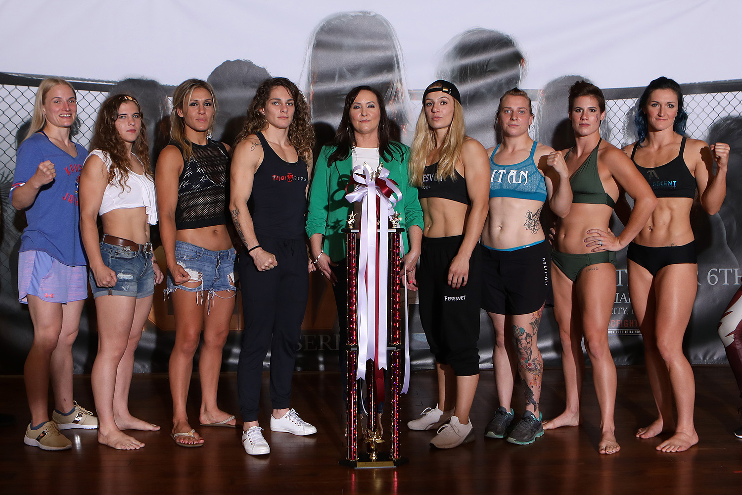 Invicta Phoenix Series 2 Weigh-in Results, Video