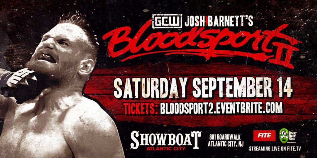 Bloodsport II, Bloodsport 2