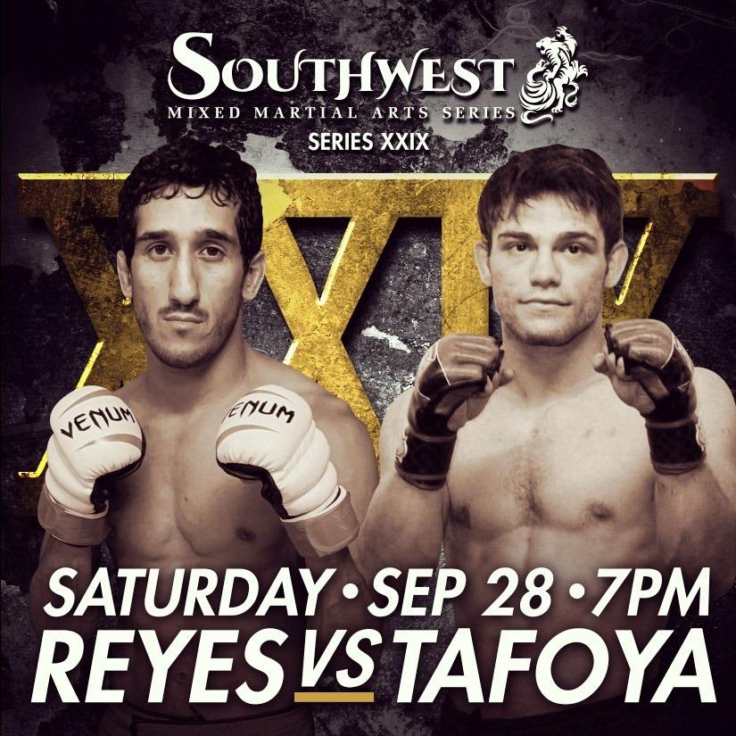 Southwest MMA Series XXIX