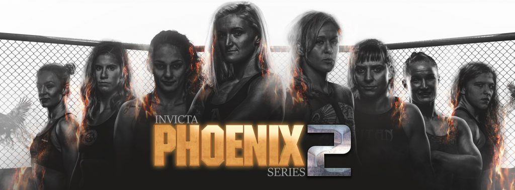 Invicta Phoenix Series 2 Results - A flyweight champion will be crowned
